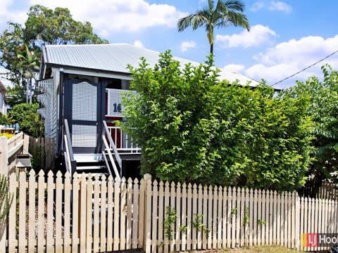 14 Argyle Street, Red Hill QLD 4059